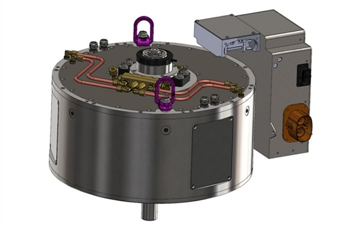 VENUS motor design ready for prototype fabrication